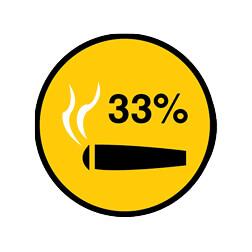 Amp Icons-Blunt 33%