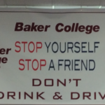 Stop Yourself Stop A Friend Don't Drink & Drive