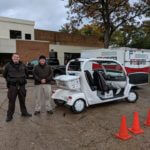 Binge Effects Vehicle Used For Drunk Driving Simulation
